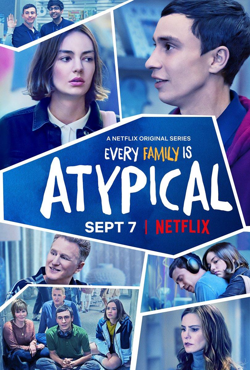 Netflix Serie Autist