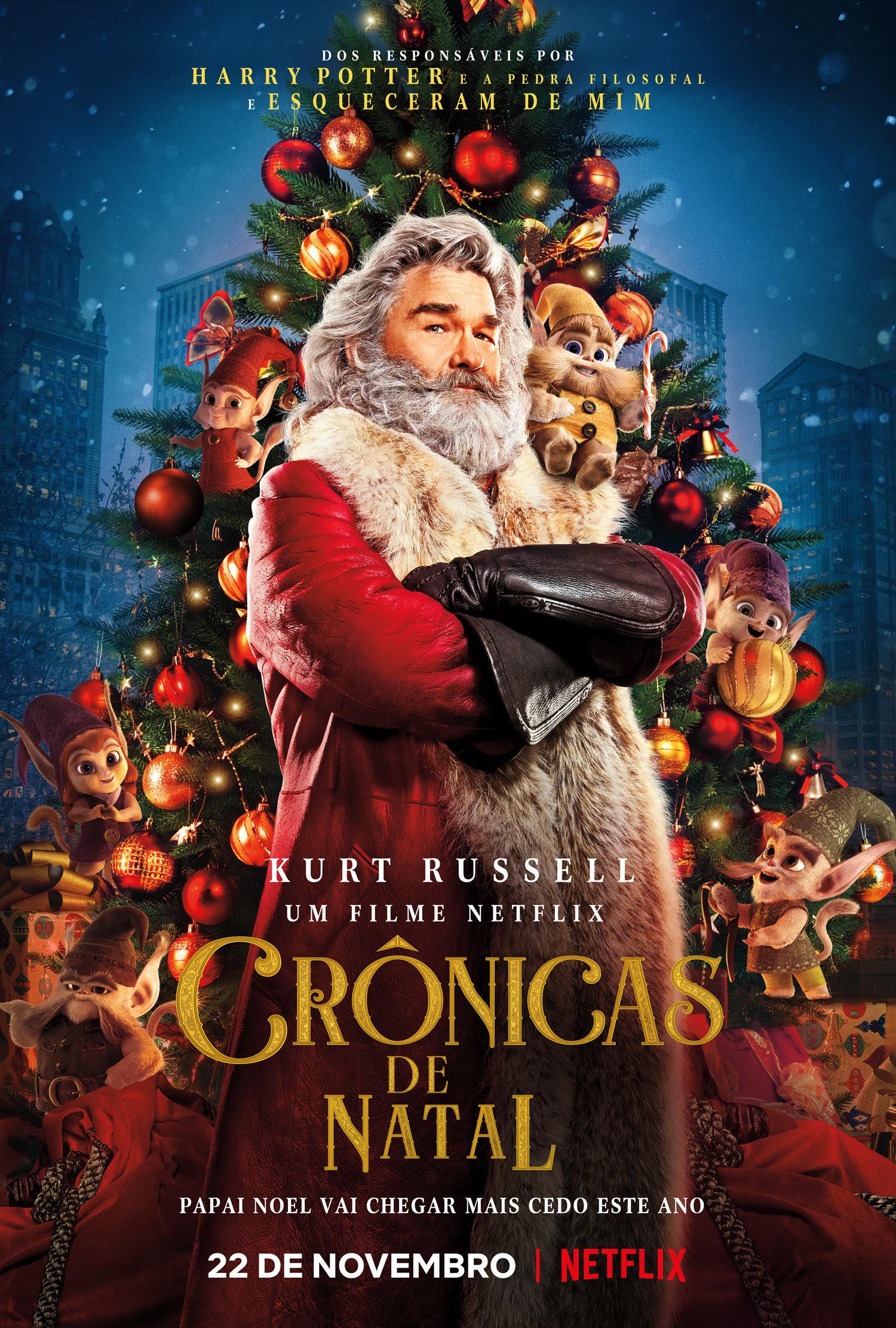 Cronicas De Natal Filme 2018 Adorocinema