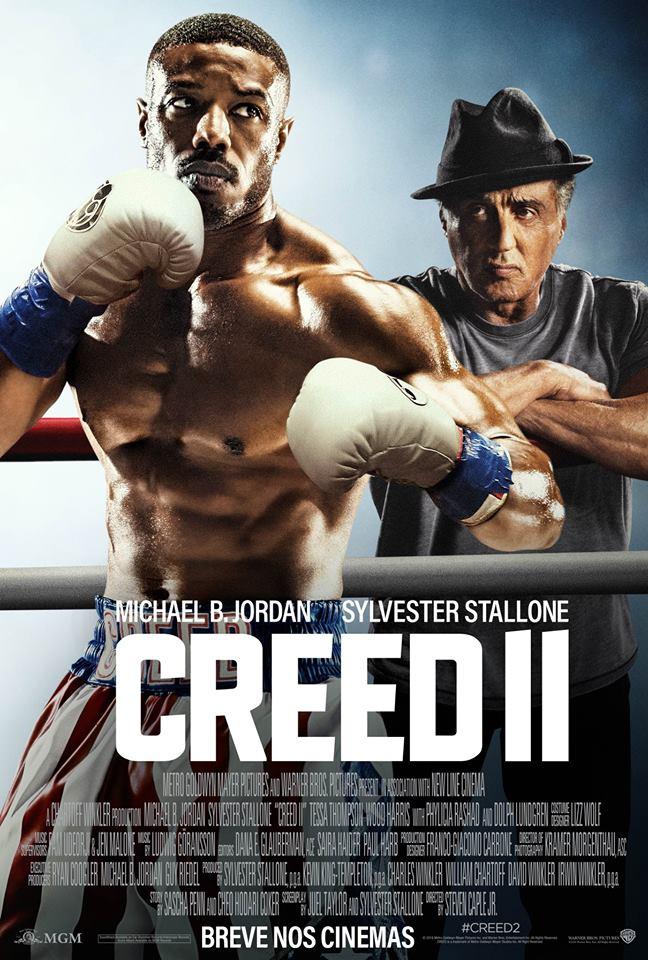 Críticas Do Filme Creed Ii Adorocinema