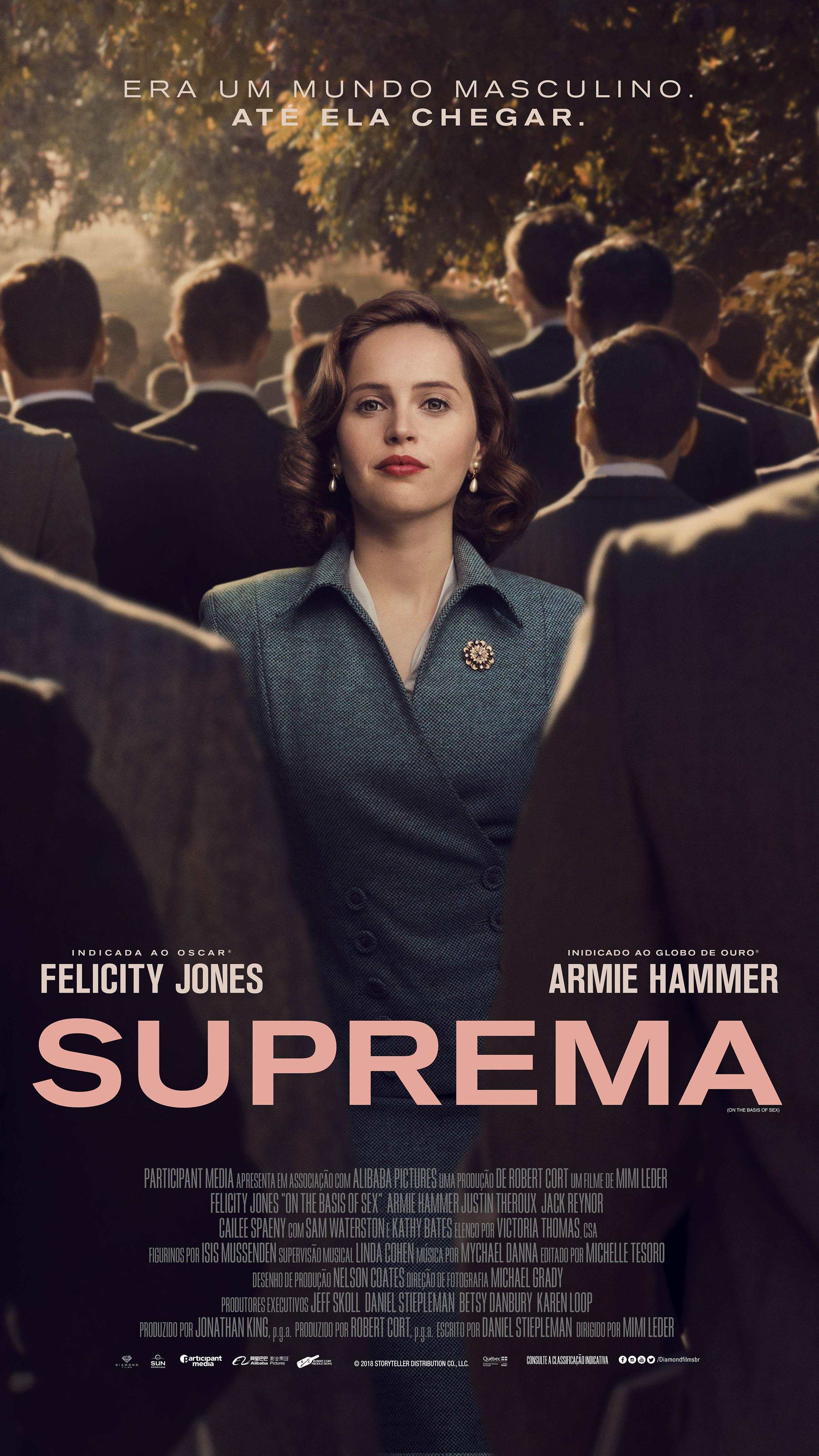 Suprema - Filme 2018 - AdoroCinema