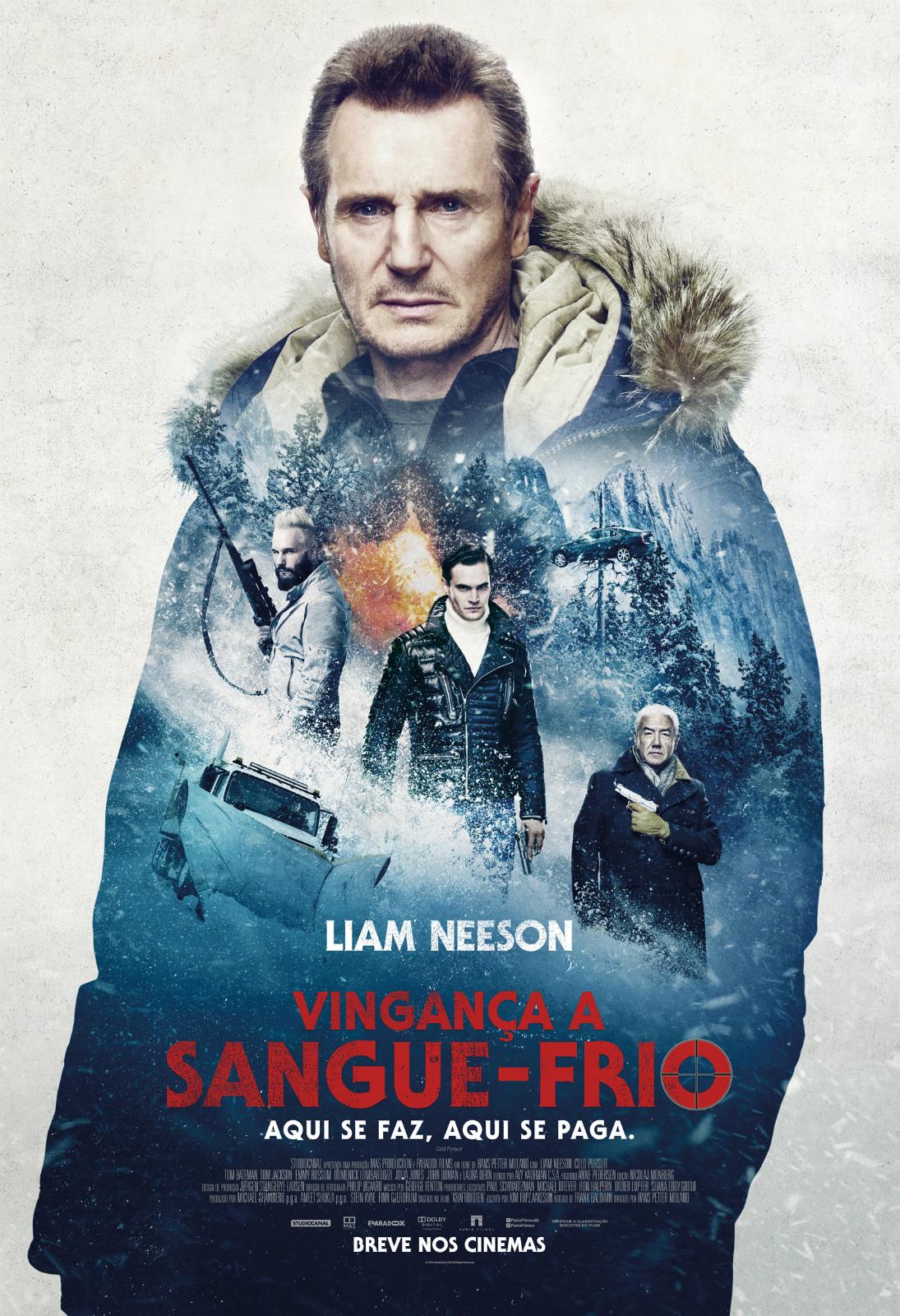 Vingana A Sangue Frio Filme 2019 AdoroCinema