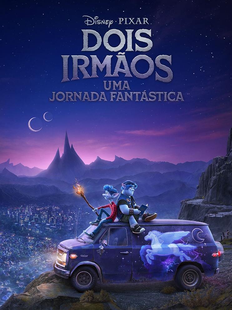 Dois Irmãos: Uma Jornada Fantástica - Filme 2020 - AdoroCinema