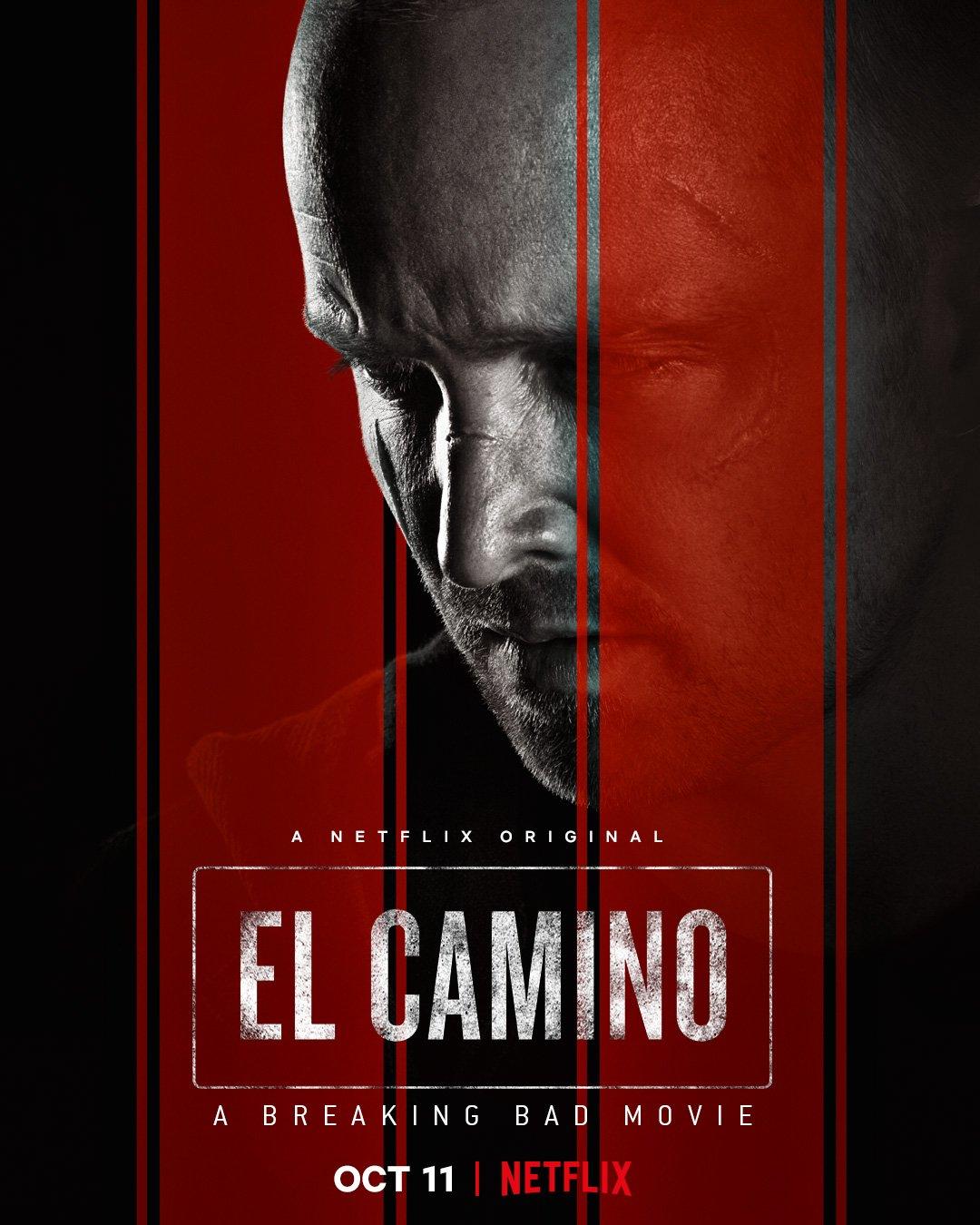 Resultado de imagem para el camino a breaking bad movie poster