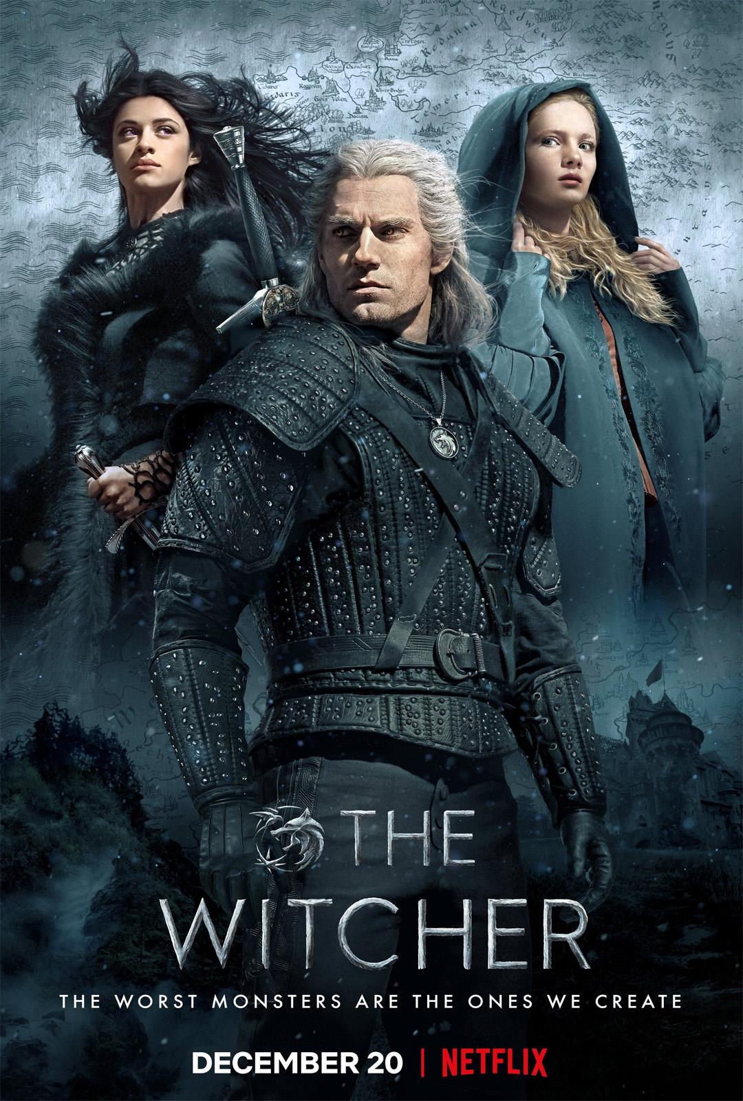 Resultado de imagem para série Witcher