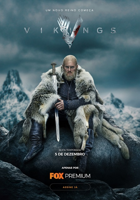 Vikings Temporada 5 Adorocinema
