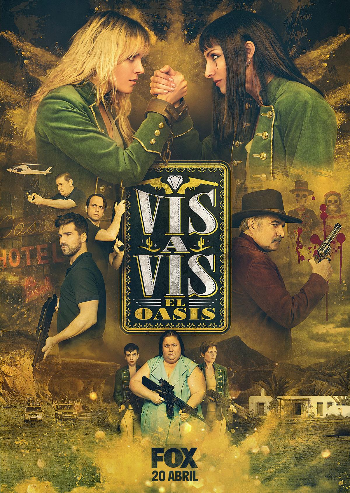 Vis A Vis El Oasis Série 2020 Adorocinema