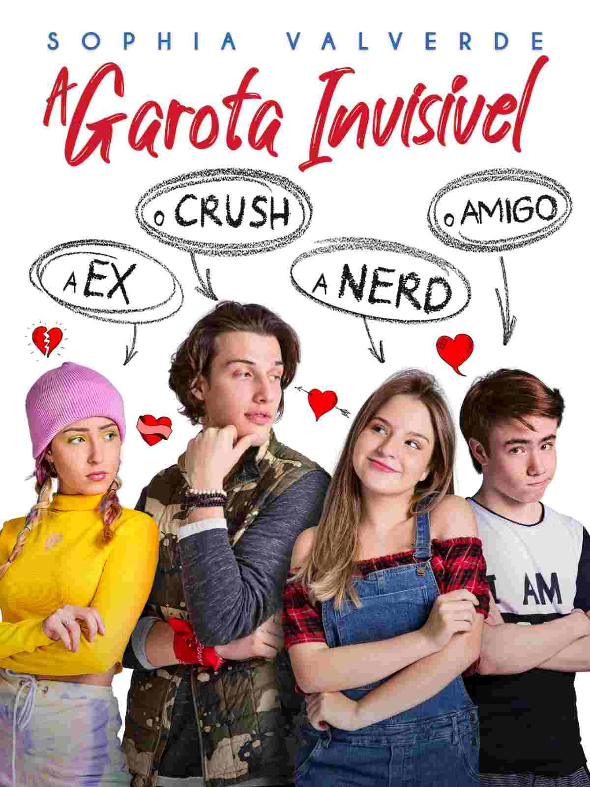 A Garota Invisível - Filme 2021 - AdoroCinema