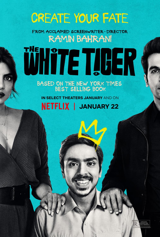 O Tigre Branco - Filme 2021 - AdoroCinema