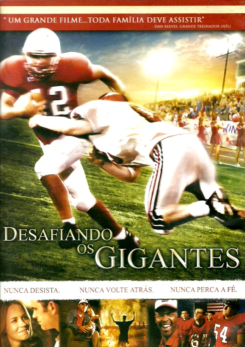 Desafiando Gigantes Filme 2006 Adorocinema