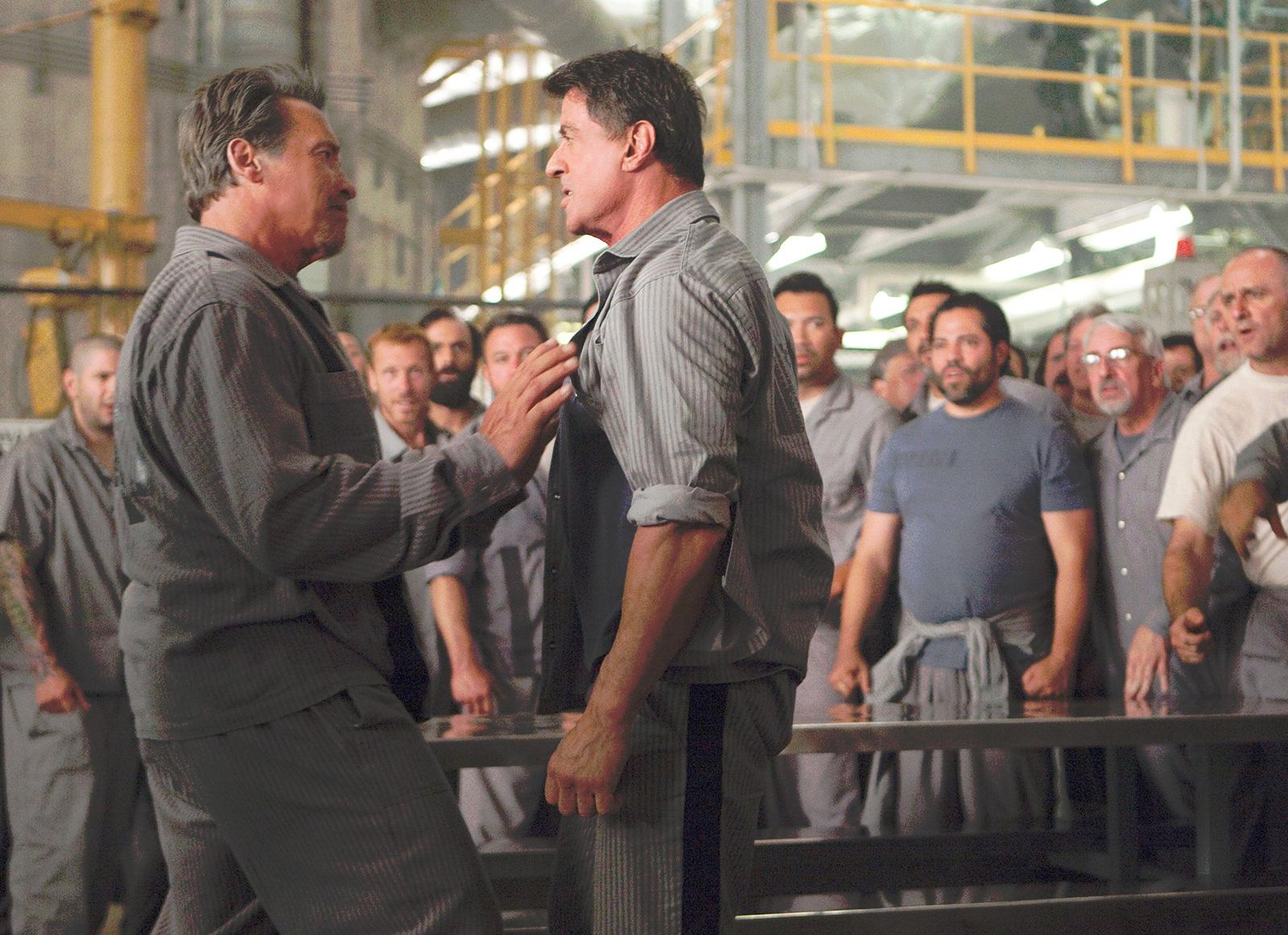 Film Stallone Schwarzenegger