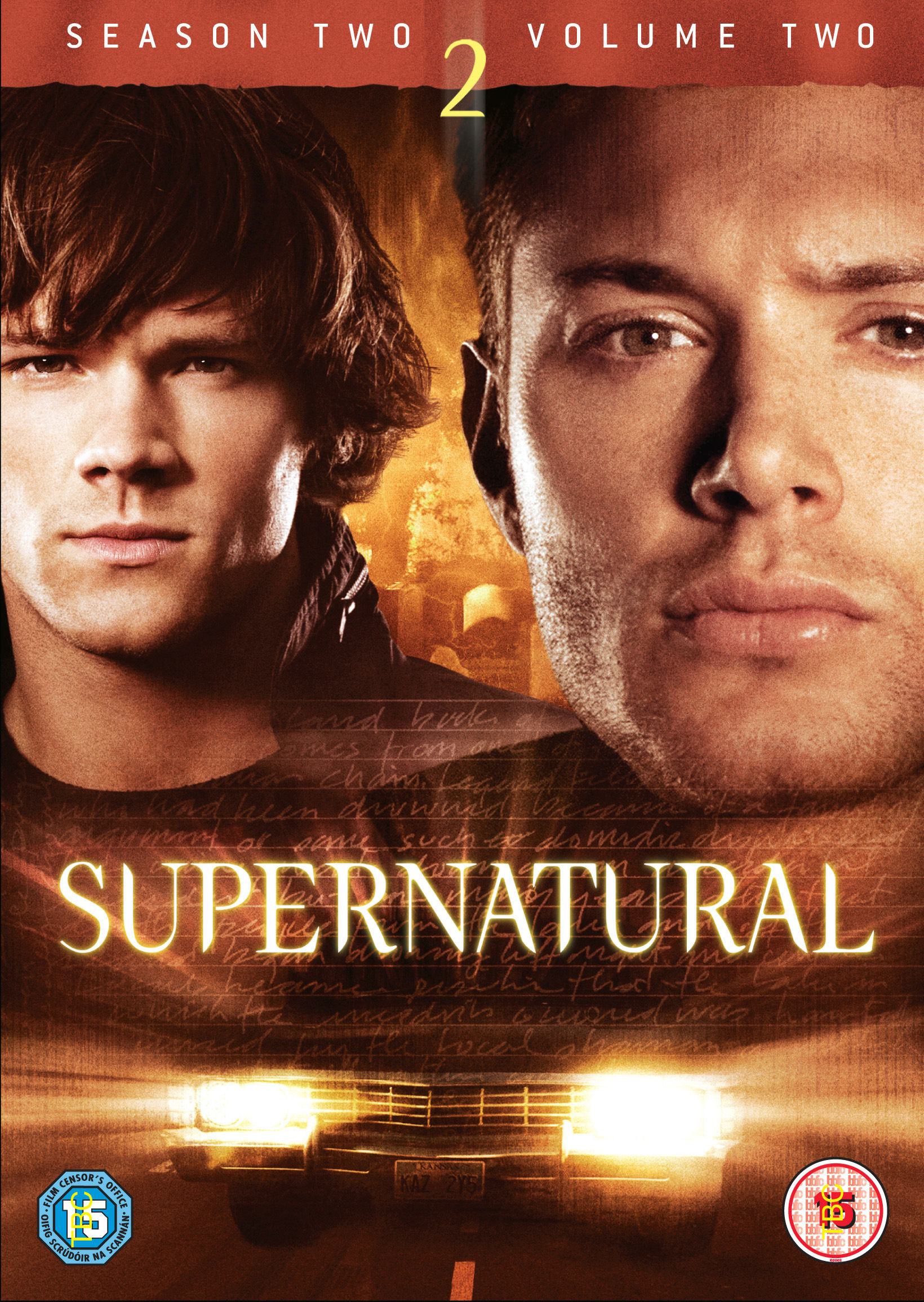 Supernatural Temporada...