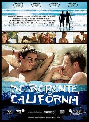 trilha sonora do filme de repente california