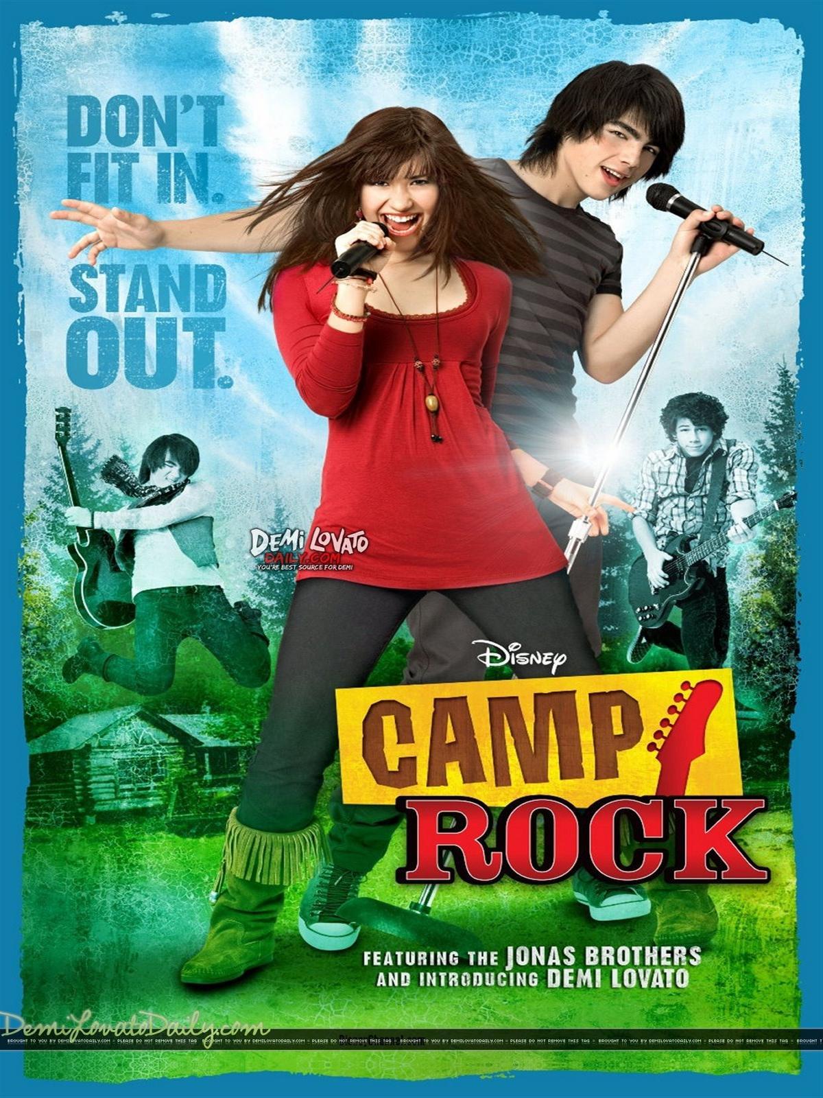 Camp Rock Filme 2008 Adorocinema