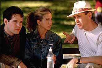 A Razão do Meu Afeto : Foto Jennifer Aniston, Nicholas Hytner, Paul Rudd
