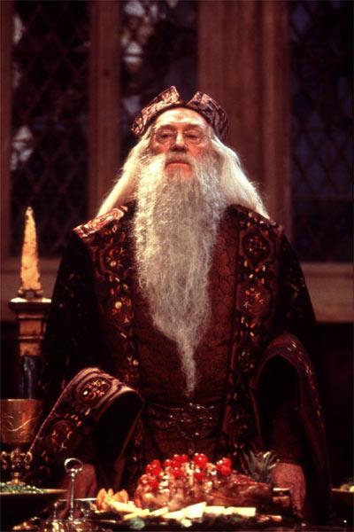 Harry Potter e a Pedra Filosofal : Foto Richard Harris