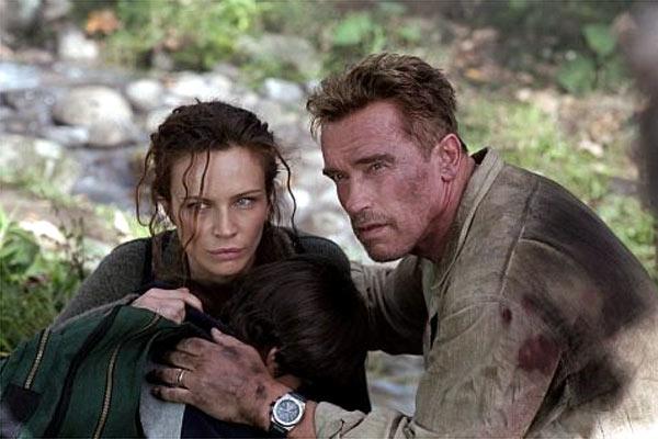 Efeito Colateral : Foto Arnold Schwarzenegger, Francesca Neri