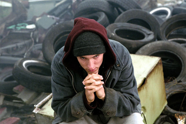 8 Mile - Rua das Ilusões : Foto Eminem