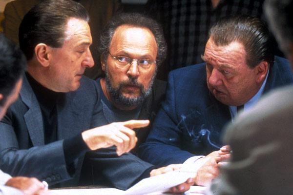 A Máfia Volta ao Divã : Foto Billy Crystal, Robert De Niro
