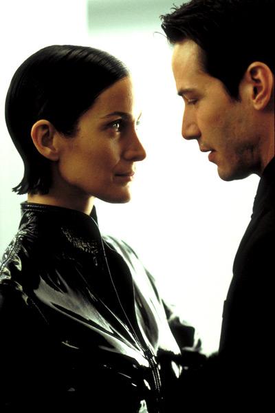 Matrix Revolutions : Foto Carrie-Anne Moss, Keanu Reeves