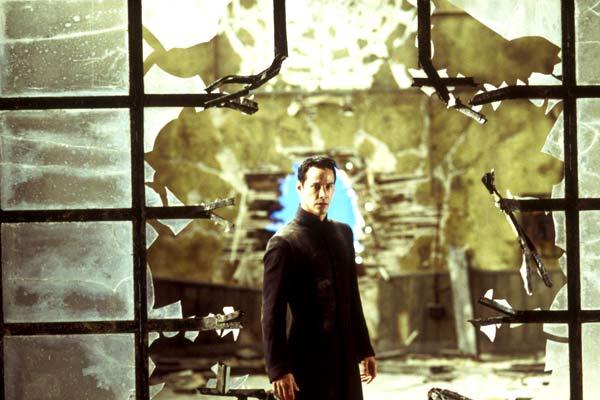 Matrix Revolutions : Foto Keanu Reeves