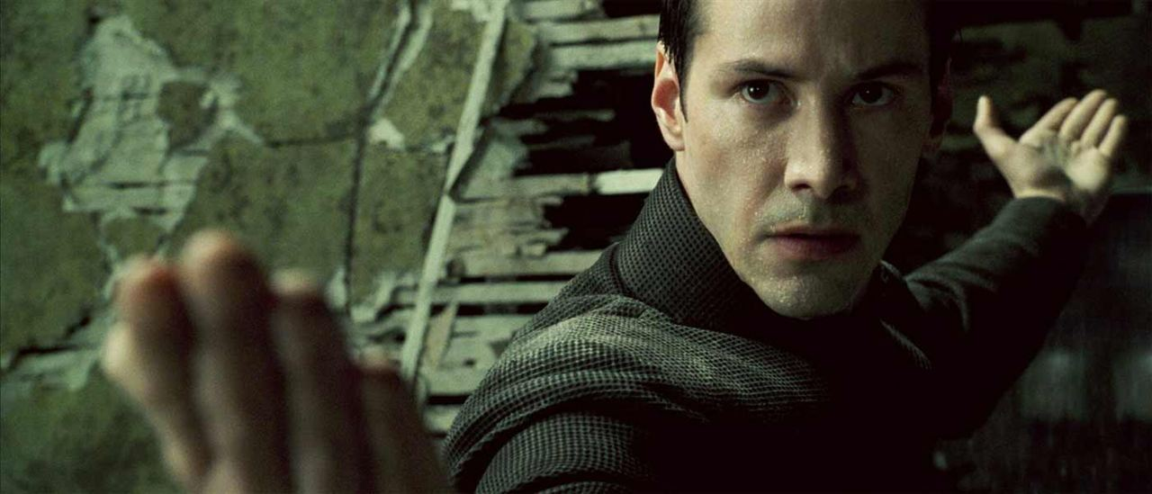 Matrix Revolutions : Foto Keanu Reeves