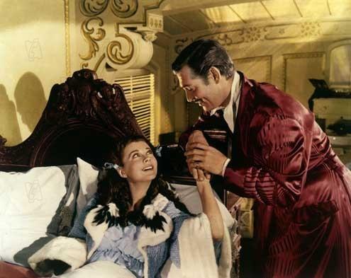 ...E o Vento Levou : Foto Clark Gable, Victor Fleming, Vivien Leigh