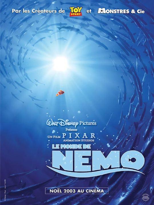 Procurando Nemo : Poster