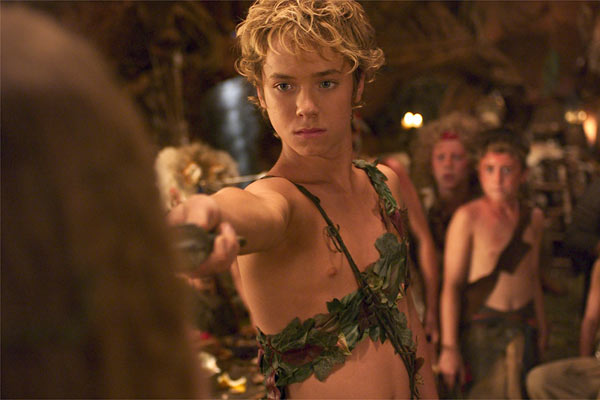 Peter Pan : Foto Jeremy Sumpter
