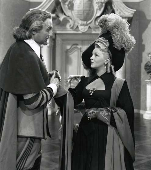 The Three Musketeers : Photo George Sidney, Lana Turner, Vincent Price