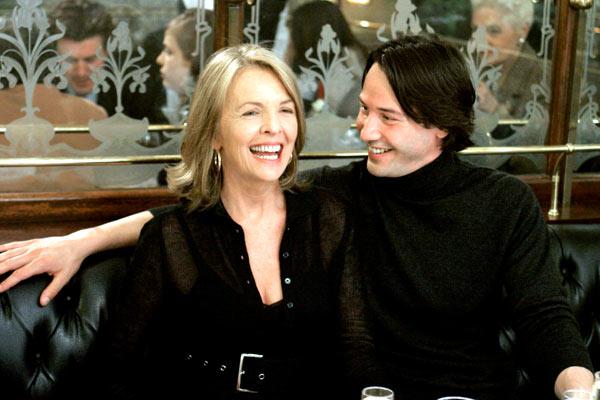 Alguém Tem Que Ceder : Foto Diane Keaton, Keanu Reeves