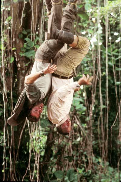 Bem-Vindo à Selva : Foto Dwayne Johnson, Peter Berg, Seann William Scott