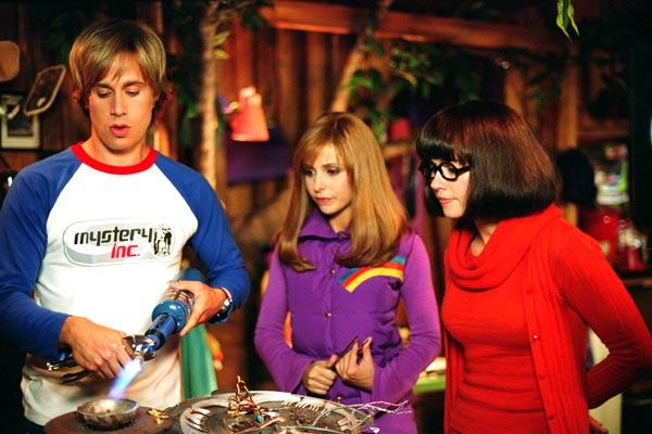 Scooby-Doo 2 - Monstros à Solta : Foto Freddie Prinze Jr., Linda Cardellini, Sarah Michelle Gellar