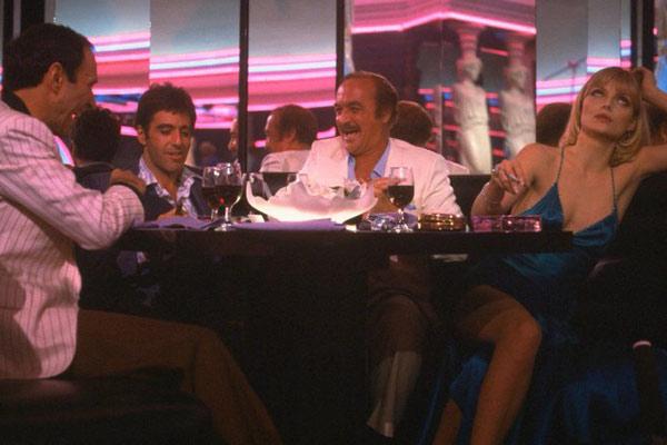 Scarface : Foto Al Pacino, F. Murray Abraham, Michelle Pfeiffer, Robert Loggia