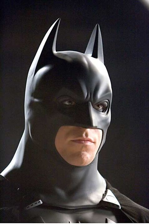 Batman Begins : Foto Christian Bale