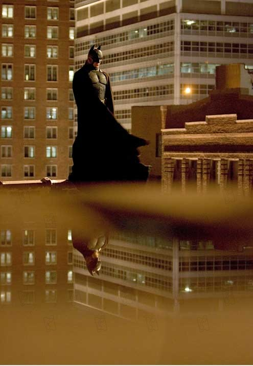 Batman Begins : Foto Christian Bale