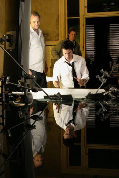 Constantine : Foto Francis Lawrence, Keanu Reeves