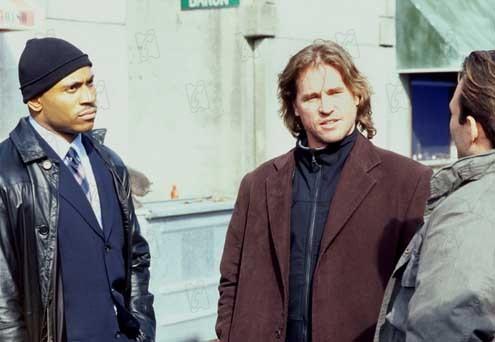 Caçadores de Mentes : Foto Christian Slater, LL Cool J, Renny Harlin, Val Kilmer
