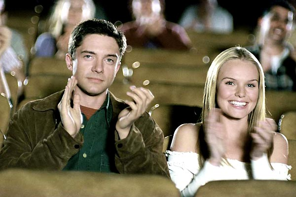 Um Encontro com Seu Ídolo! : Foto Kate Bosworth, Robert Luketic, Topher Grace