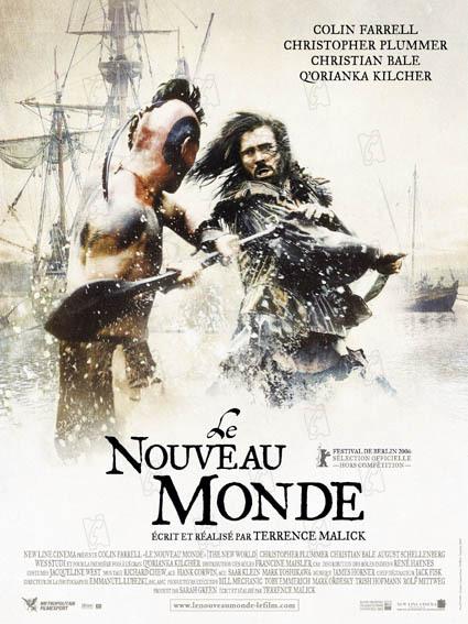 O Novo Mundo : Foto Christian Bale, Christopher Plummer, Colin Farrell, Noah Taylor