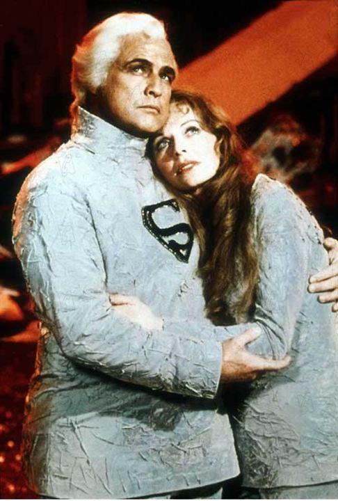 Superman - O Filme : Foto Marlon Brando, Susannah York