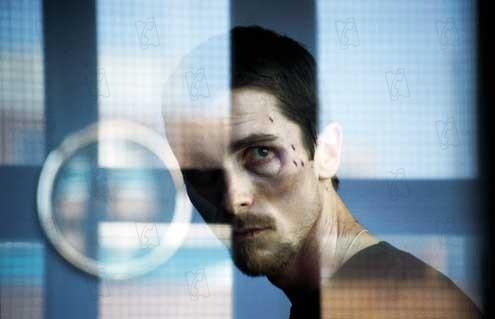 O Operário : Foto Christian Bale