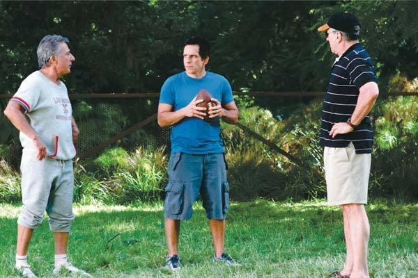Entrando Numa Fria Maior Ainda : Foto Ben Stiller, Dustin Hoffman, Robert De Niro