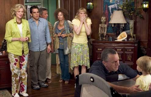 Entrando Numa Fria Maior Ainda : Foto Barbra Streisand, Ben Stiller, Blythe Danner, Dustin Hoffman, Robert De Niro