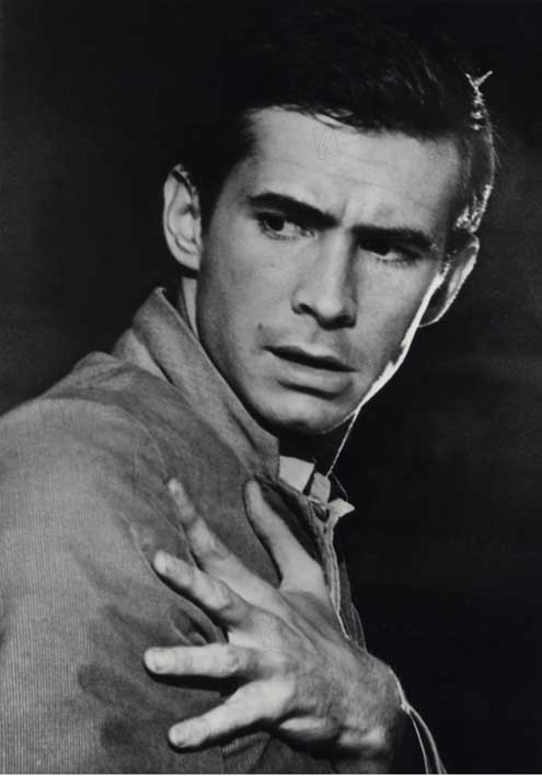 Psicose: Anthony Perkins