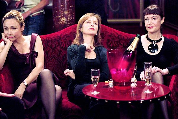 Nem parece minha irmã! : Foto Brigitte Catillon, Catherine Frot, Isabelle Huppert