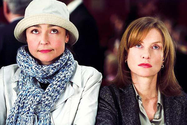 Nem parece minha irmã! : Foto Catherine Frot, Isabelle Huppert