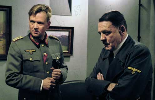 A Queda - As Últimas Horas de Hitler : Foto Bruno Ganz