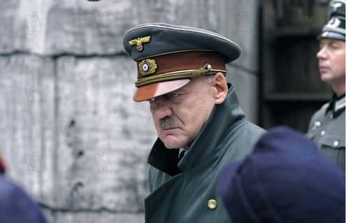 A Queda - As Últimas Horas de Hitler : Foto Bruno Ganz