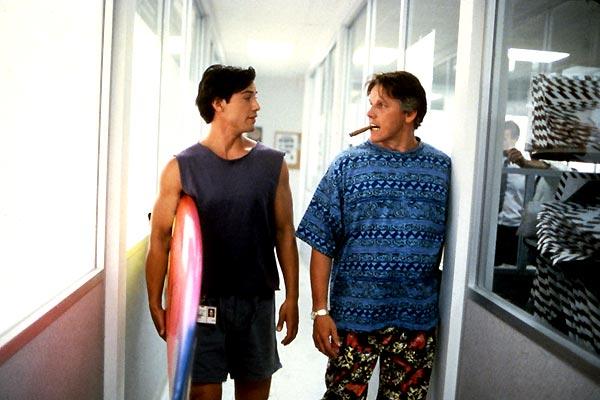 Caçadores De Emoção : Foto Gary Busey, Keanu Reeves