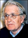 Poster Noam Chomsky